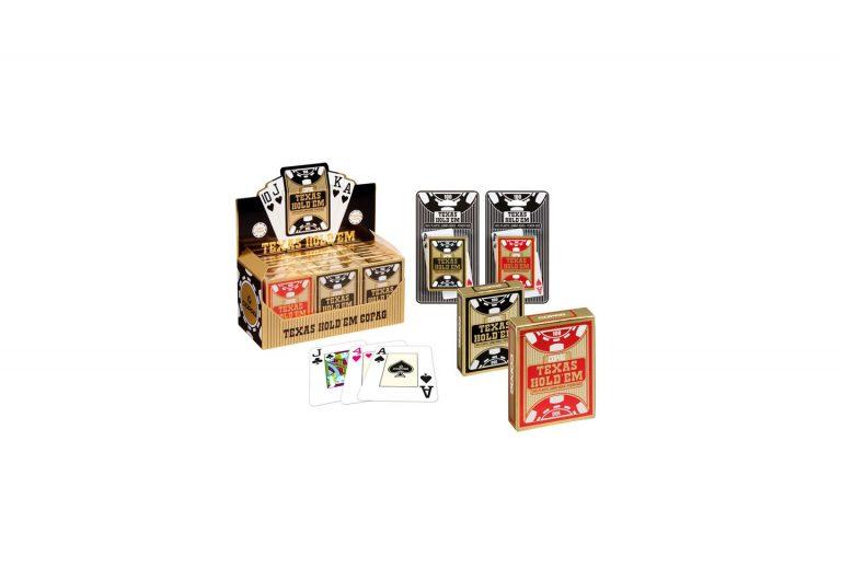 Copag Texas Hold'em Gold card games