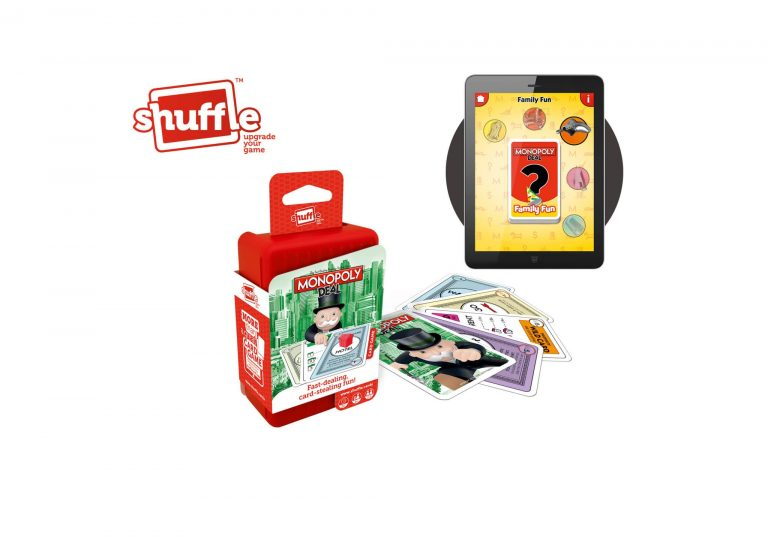Shuffle Monopoly Deal Card game and app