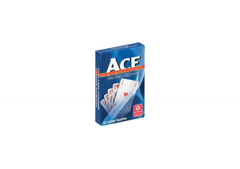 Ace Playing Cards Closed Tuckbox