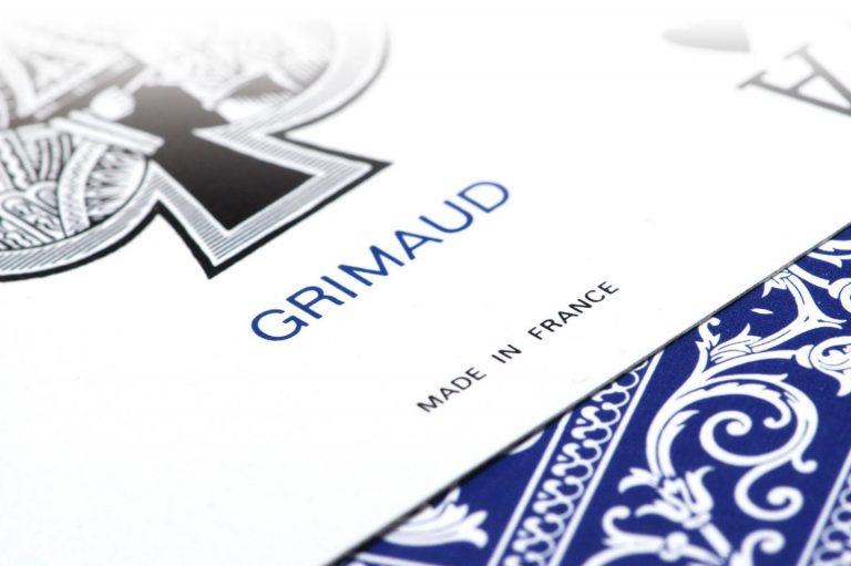 Grimaud France Cartes Playing Cards made in France