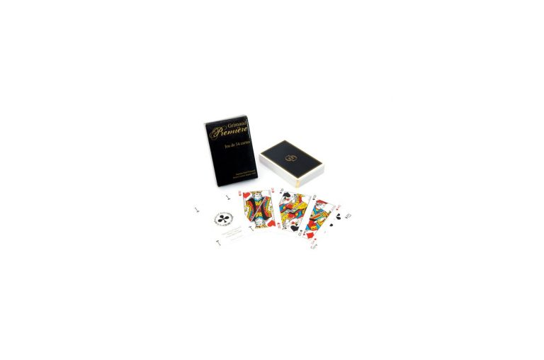 Grimaud Première Playing Cards