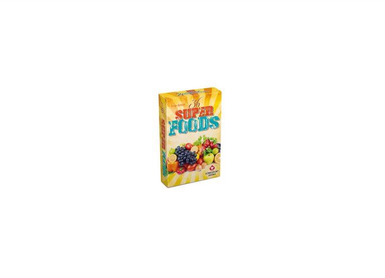Super Foods Card Game by Königsfurt Urania