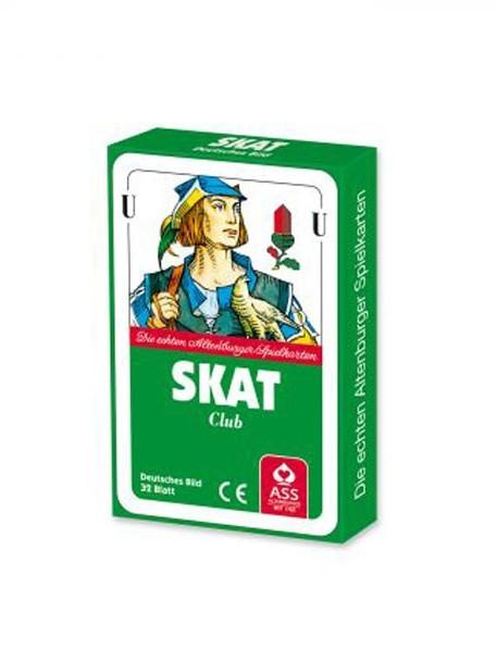 Skat Playing Cards made by ASS Altenburger Spielkarten
