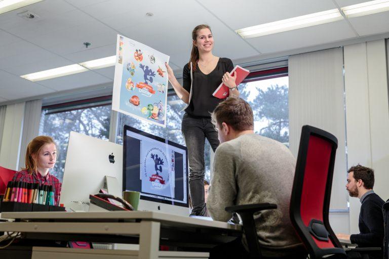 Vicky Van Haeren Creative Services Manager Cartamundi