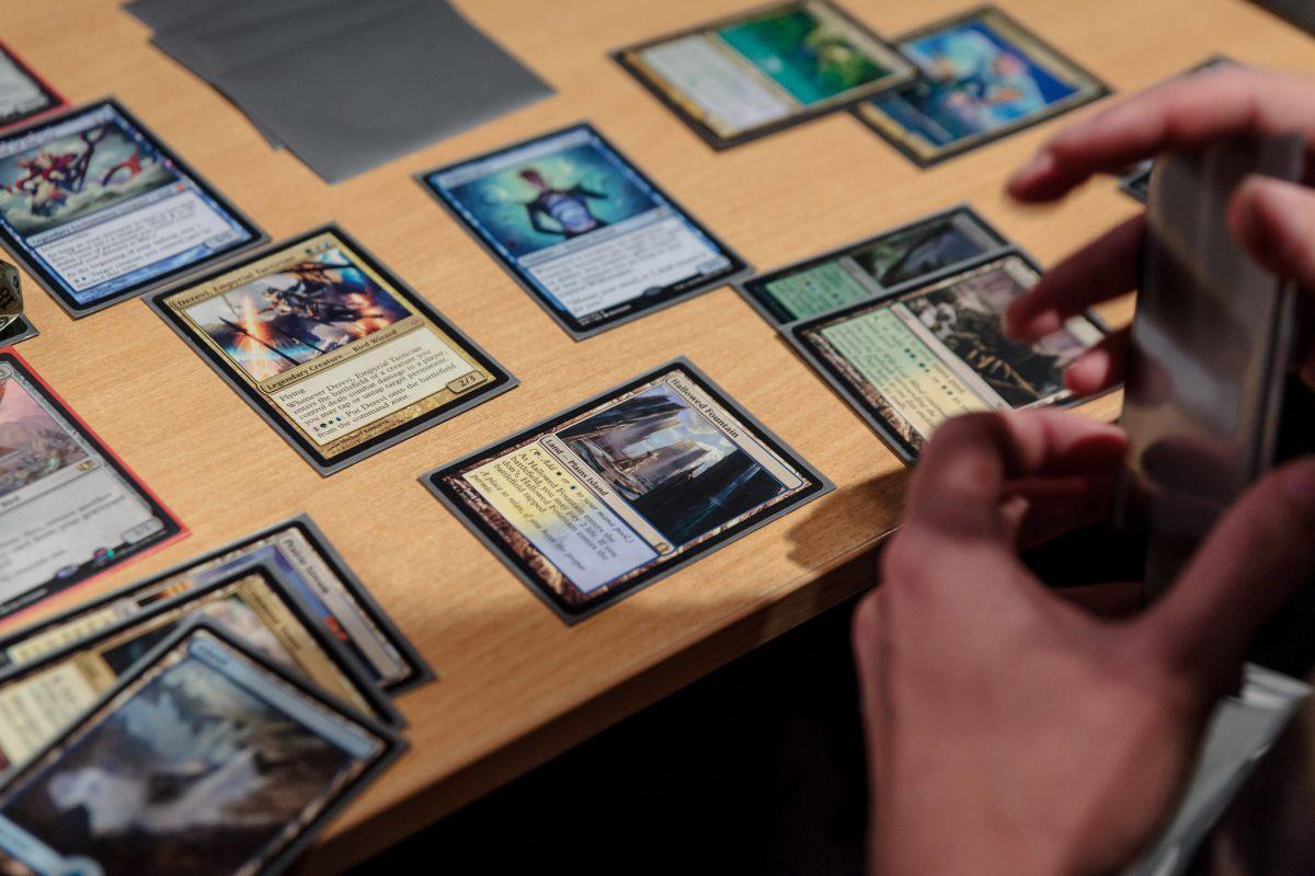 magic the gathering trading card game cartamundi
