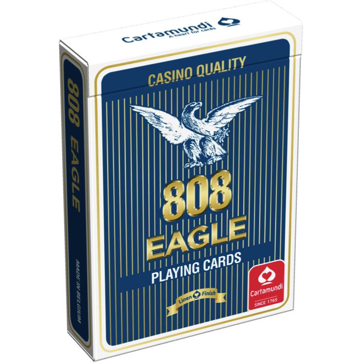 Eagles Playing Cards Blue