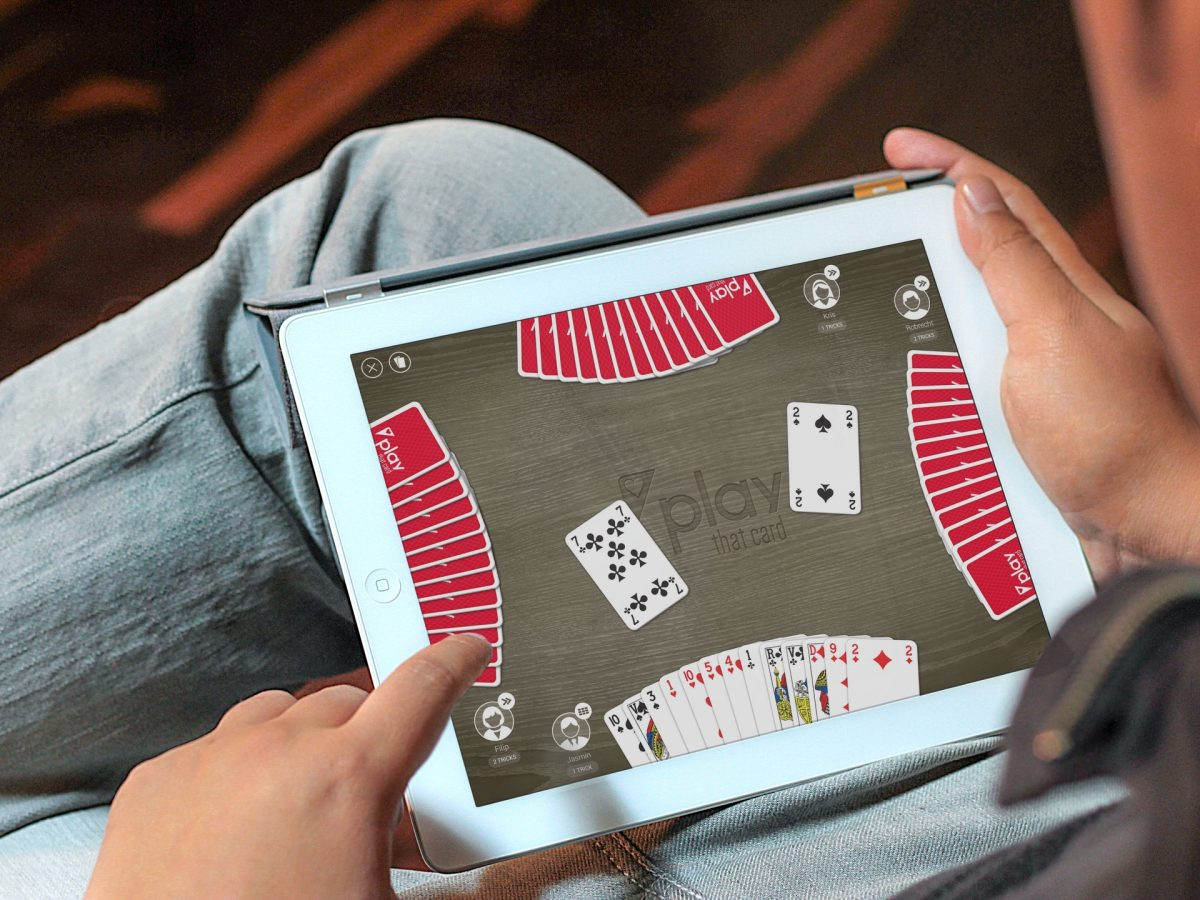 Play That Card Mobile Application Developped By Cartamundi Digital
