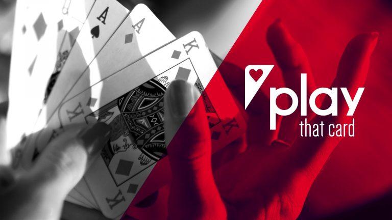 Logo Play That Card Mobile Application by Cartamundi