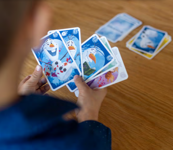 card game frozen