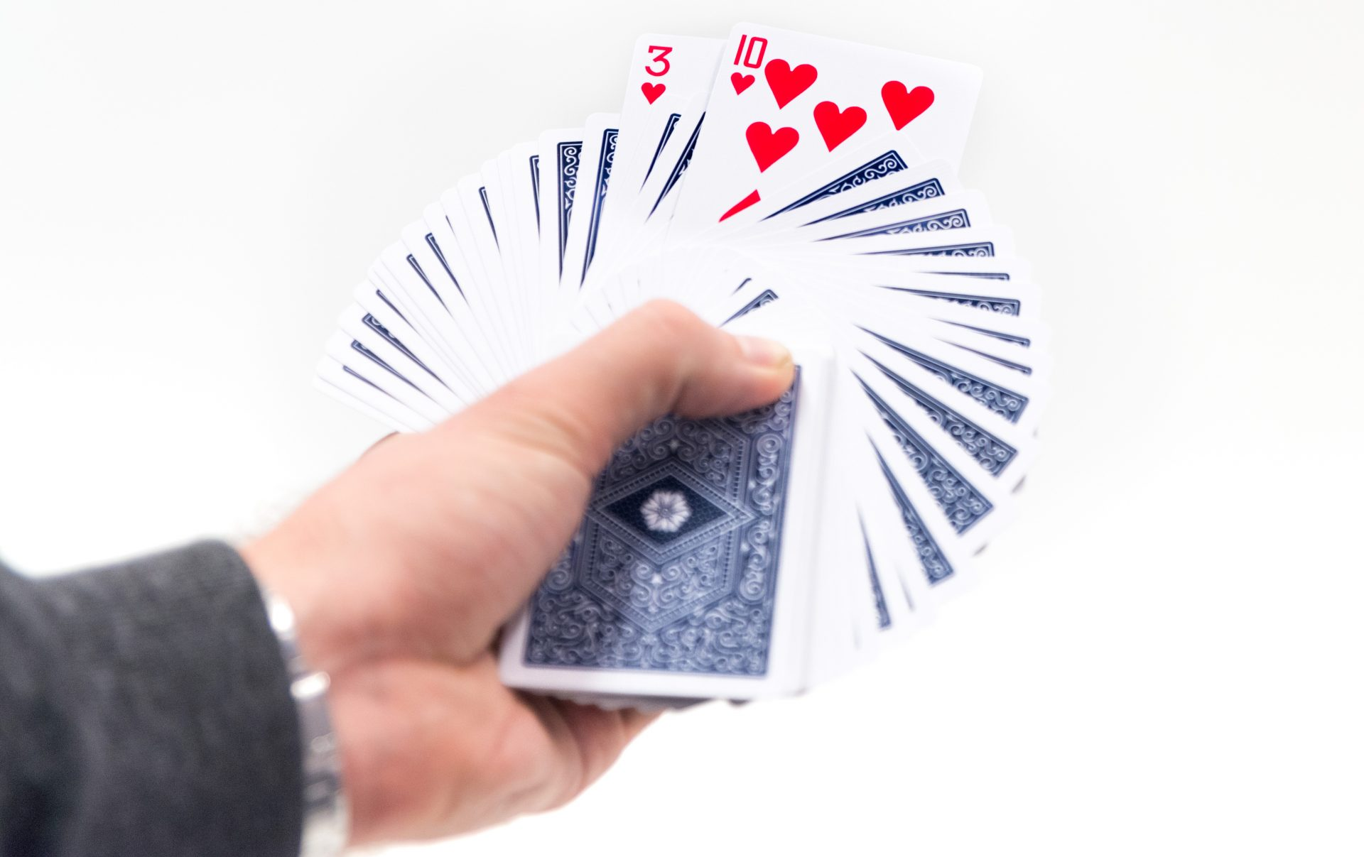 COPAG 310 – for magic and cardistry