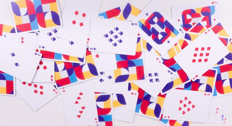 Custom Playing Cards – Diva playing cards by Alexandre Matencio