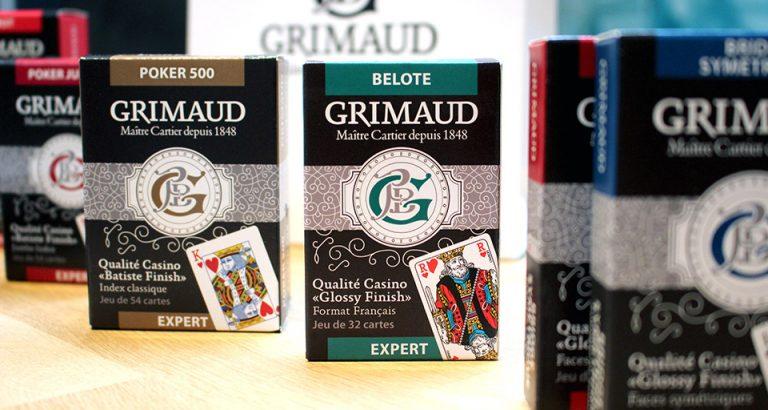 Grimaud cartes à jouer