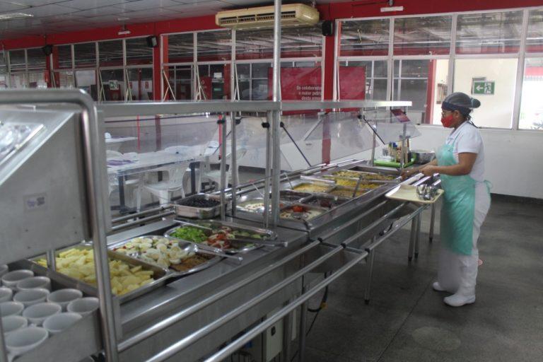 Healthy Food Cafeteria Copag